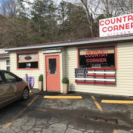 Country Corner Kitchen Ellijay Georgia