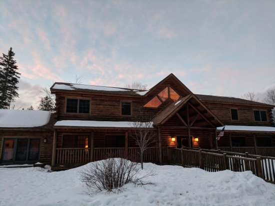 Carrabassett Valley, ME: The lodge