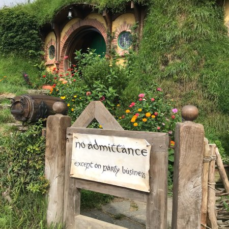 Zdjęcie Small-Group Hobbiton Movie Set Tour from Auckland with Buffet Lunch