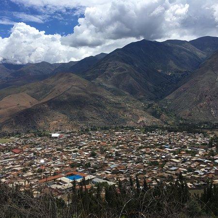 Caraz, Peru: Mirador Natural Yanaico