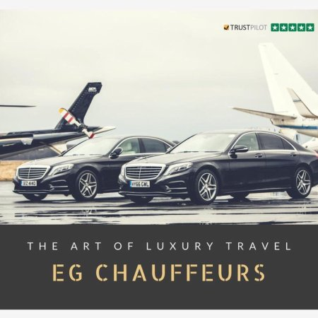 ‪EG Chauffeurs - London & UK Wide‬