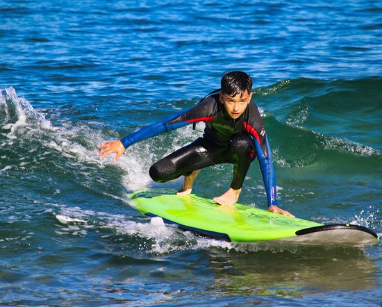 Cypress Surf Lessons
