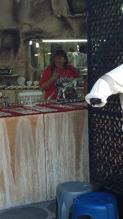 Tour by Van: City streets in Taxco silver shop