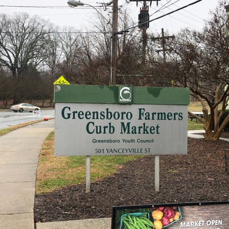 Greensboro Downtown Farmers Market