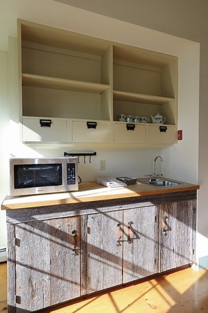 Addison, VT: Guest House Kitchenette