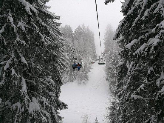 Arnoldstein, Αυστρία: Winter wonderland