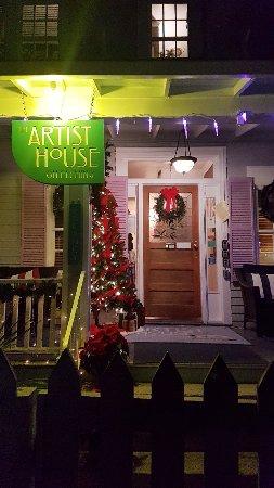 Artist House on Fleming