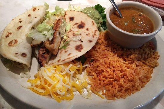 Chuy's Norman: Chicken fajita tacos are hard to beat, especially at Chuy's.
