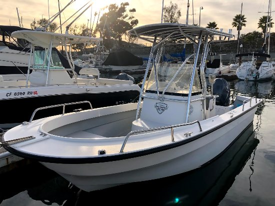 21 Maritime Defiant Center Console For Rent Picture Of Harbor