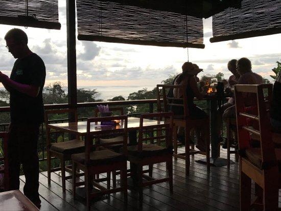 Ojochal, Costa Rica: The Bamboo Room