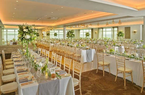 Spanish Point, Ireland: Atlantic Banqueting Suite at the Armada Hotel