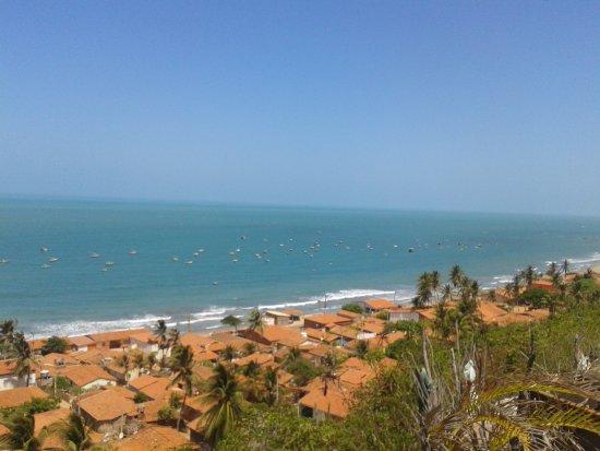 Resultado de imagem para Foto da praia de icapui ceara
