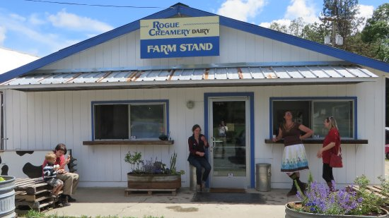 Grants Pass, Oregón: Visit the Farm Stand