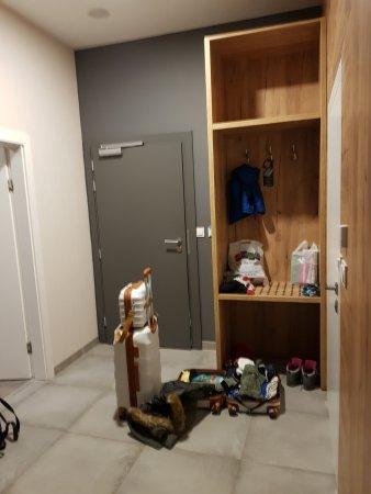 Garderoba De Luxe Przedpokój Picture Of Aparthotel