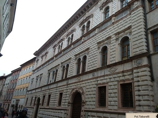 Trento, Italia: Palazzo Tabarelli