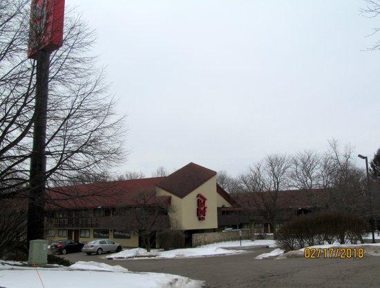 Red Roof Inn Detroit- Auburn Hills/Rochester Hills