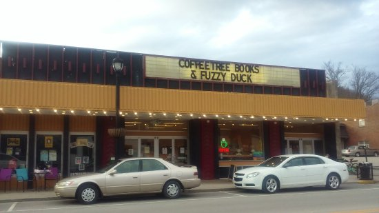 Morehead, KY: The Coffeetree Books & Fuzzy Duck Coffee Shop