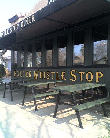 Exeter Whistle Stop Restaurant.