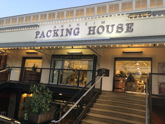 Perfect Anaheim Packing District: Packing House