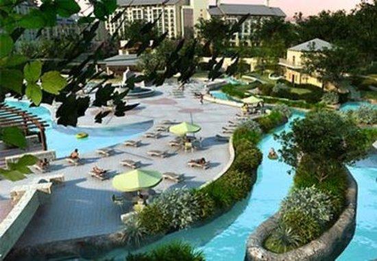 Pool Picture Of Jw Marriott San Antonio Hill Country Resort Amp Spa San Antonio Tripadvisor