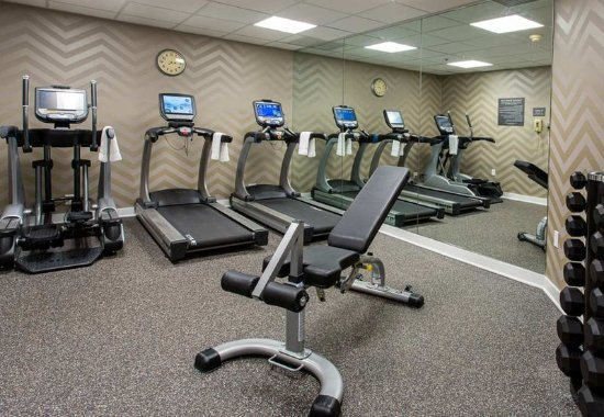 Residence Inn Rochester West/Greece: Health club