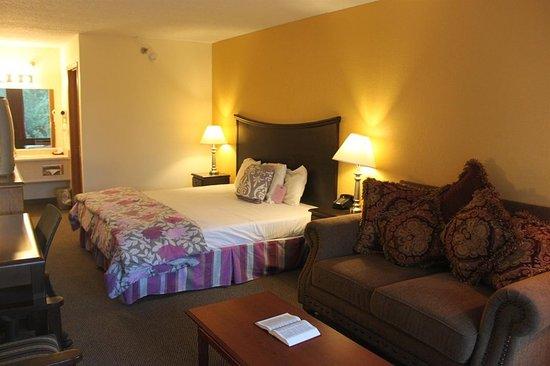 Ozark Valley Inn: Guest room
