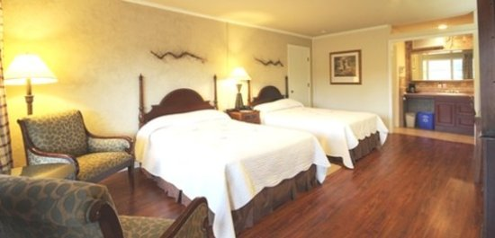 Townsend Gateway Inn: Guest room