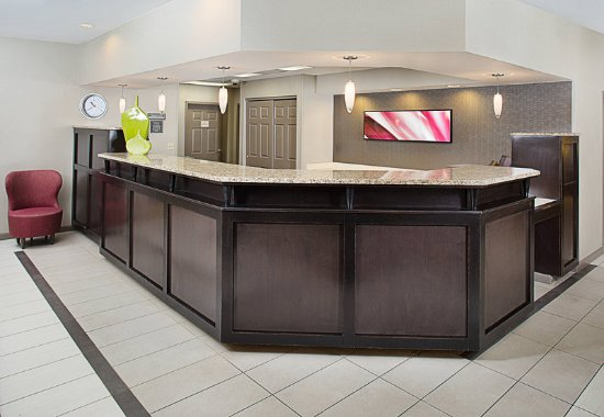 Residence Inn Portland Scarborough: Lobby