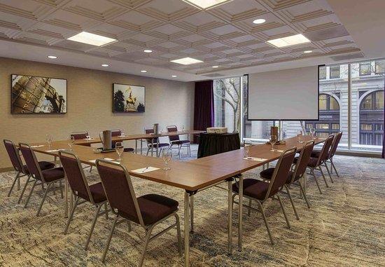 Courtyard Portland City Center : Meeting room