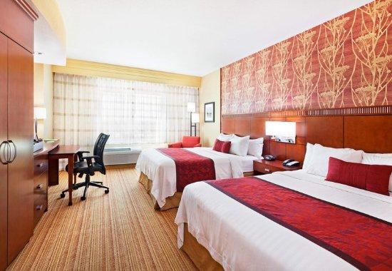 La Vista, Nebraska: Guest room
