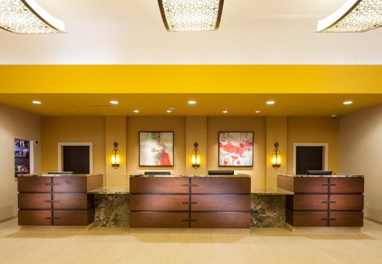 San Ramon Marriott: Lobby