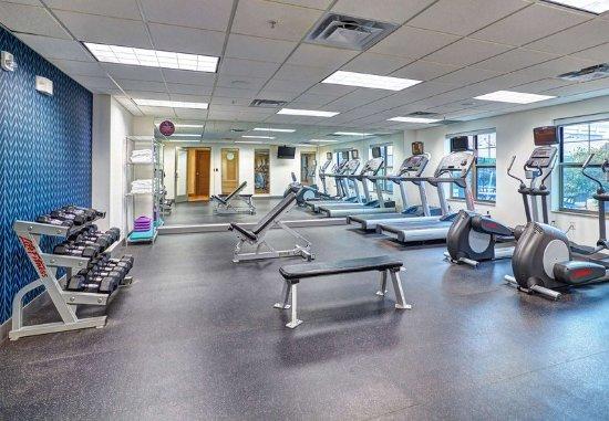 Residence Inn Minneapolis Plymouth: Health club