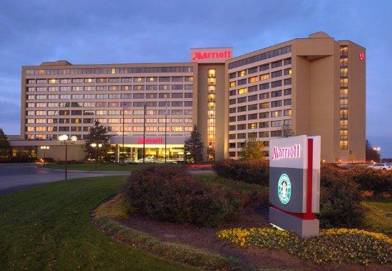 Marriott In Kansas City On Metcalf