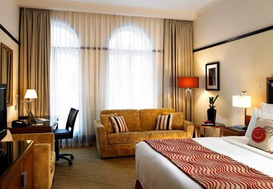 Leeds Marriott Hotel : All of our Guest rooms are spacious and comfortable