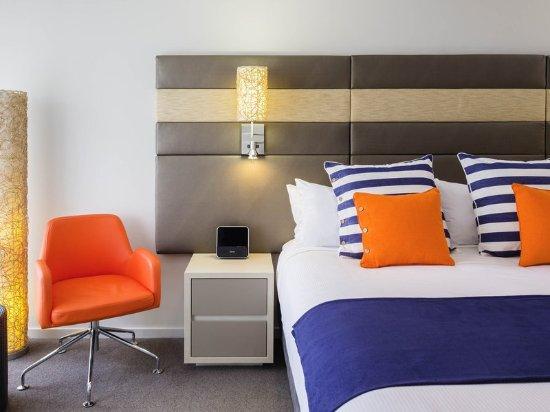 Novotel Newcastle Beach: Guest room