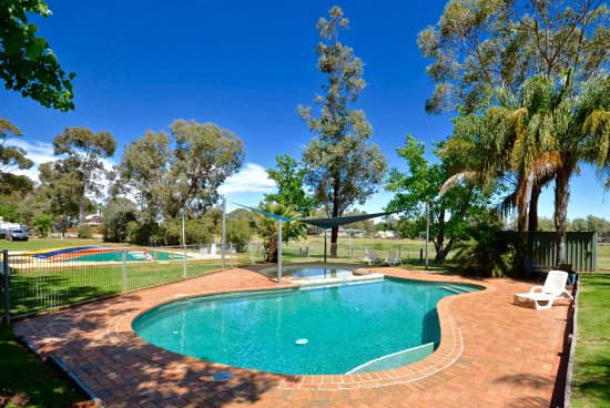 Gol Gol, Australia: Swimming Pool