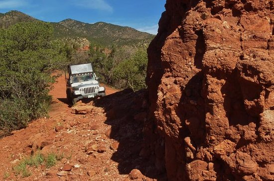 Red Canyon Loop Halbtages-Jeep-Tour