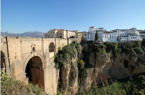 Ronda Private Day Trip fra Malaga
