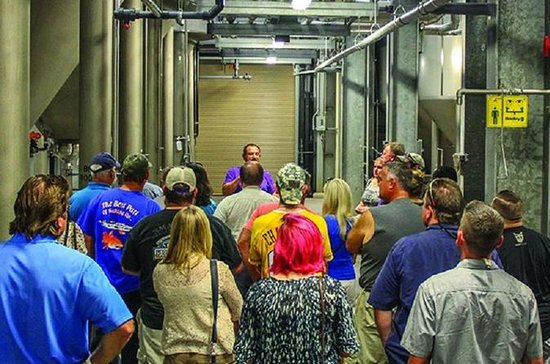 Abita Brewery New Orleans Small-Group Tour with Tastings