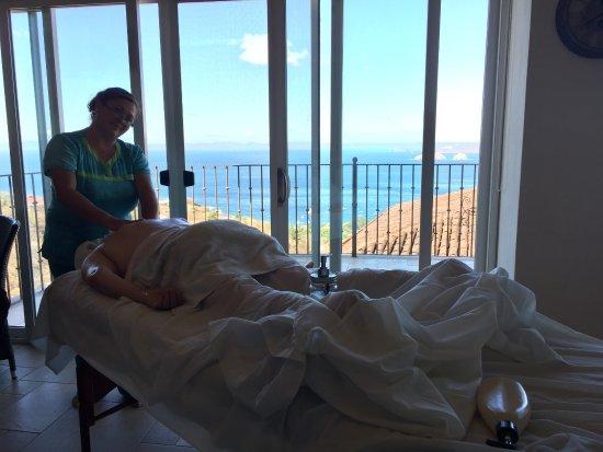 Playa Ocotal, Costa Rica: Lindo día de trabajo!