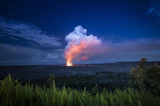 Parc national du volcan Hilo Petit...