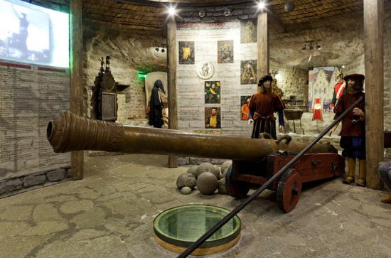 Private Tour- Tallinn old town with...
