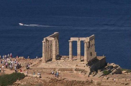 Das Abenteuer von Athen und Poseidons...