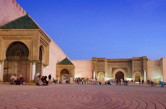 Un día de Fez a Meknes Volubilis...