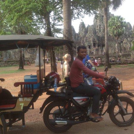 Angkor TukTuk Tours Siem reap