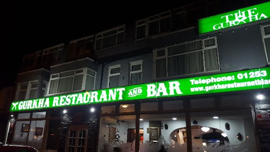 Best Indian Restaurant Blackpool