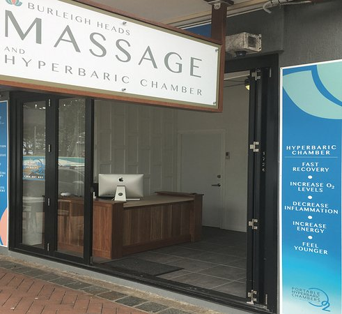 ‪Burleigh Heads Massage‬