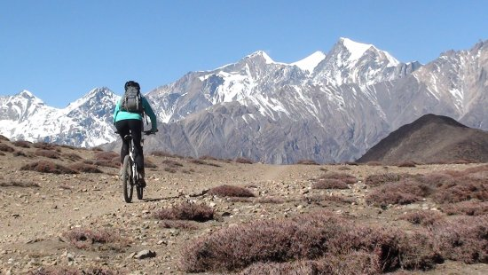 Chamling Mountain Bike Adventures
