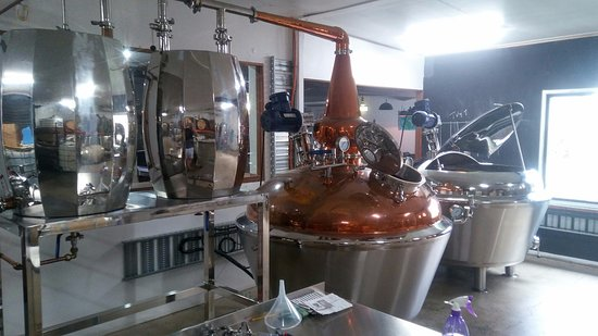 Saleyards Distillery