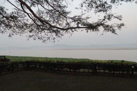Riverview from breakfast area